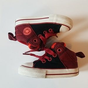 Converse hytop infant/baby size 3 shoes